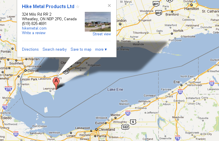Maritime Manufacturing Plant, Custom Ship building Facilities and Shipyard in Ontario, Canada