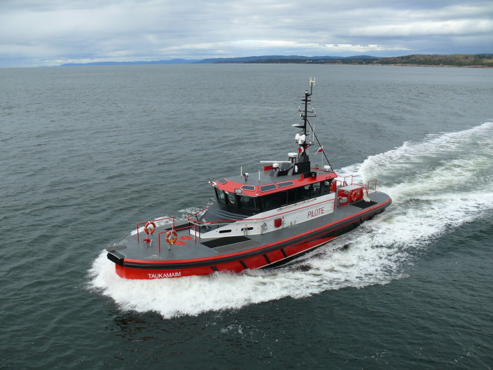 Hike Metal Products LPA Pilot Boat